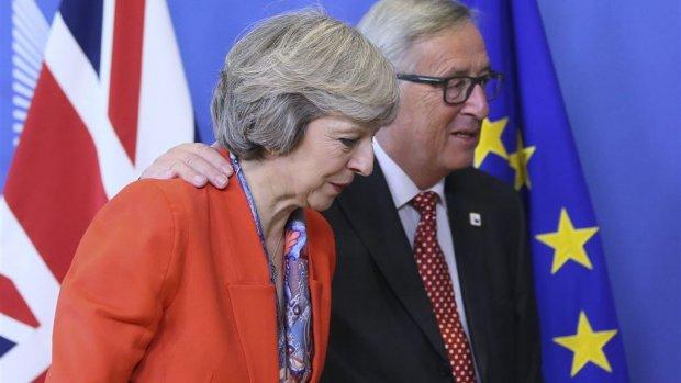Europese Commissie: Britten moeten brexit helemaal zelf betalen