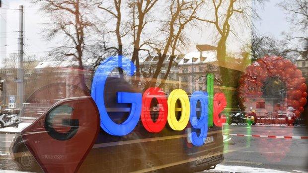 Google nu ook door duizend-dollargrens heen