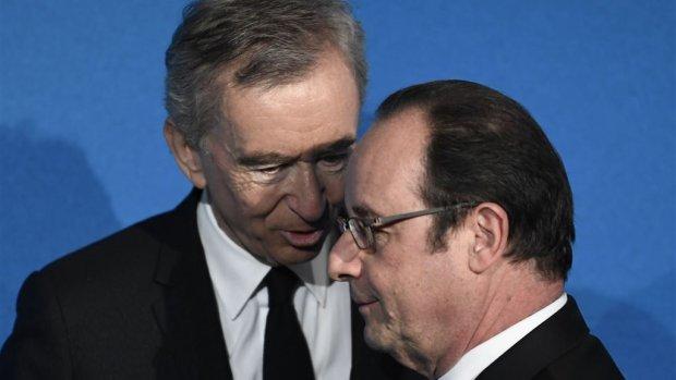 Franse luxe-koning wil ook Dior helemaal hebben