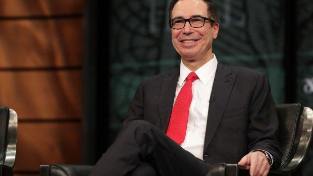 Belasting voor bedrijven VS omlaag