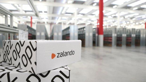 Zalando wil echte winkels in grote steden
