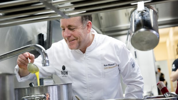 Ron Blaauw opent restaurant in Hudson's Bay
