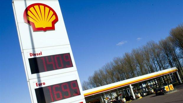 Eerste Shell-stations krijgen snelladers voor elektrisch rijden