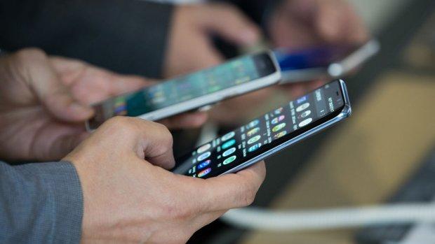 Test: Glas nieuwe Samsung Galaxy-telefoons breekt opvallend snel