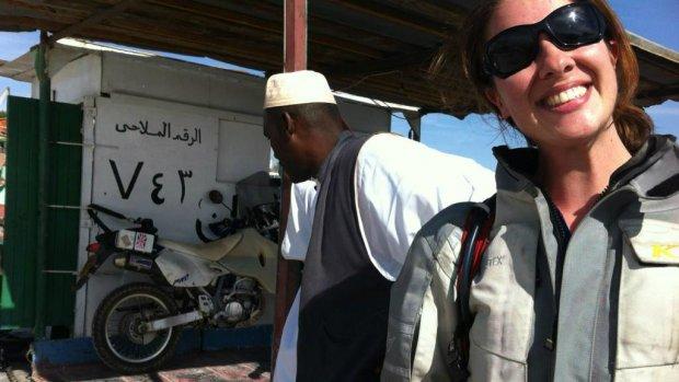 Van beurshandelaar in de City tot motorcoach in Afrika