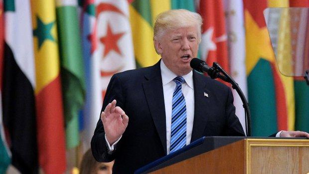 'Trump stapt uit klimaatakkoord Parijs'