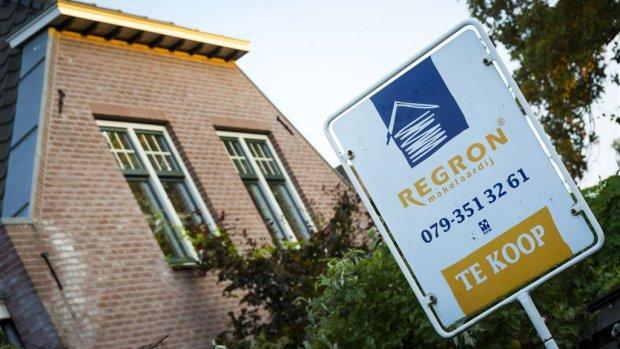 Verkoopprijs Nederlandse huizen hoger dan ooit