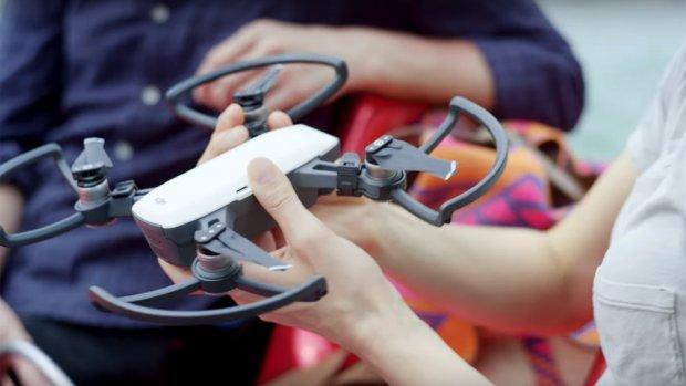 'Drone-maker DJI verzamelt geen data zonder toestemming'