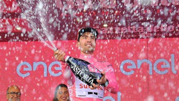 Eurosport scoort met Giro, maar veel kijkers teleurgesteld