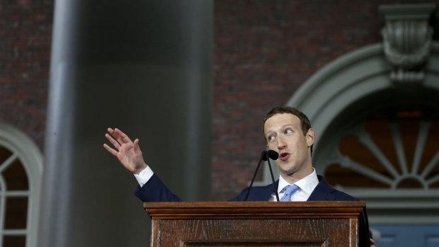 Zuckerberg waarschuwt voor nationalisme en autoritaire krachten