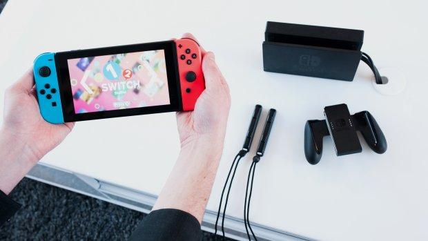 'Nintendo schroeft productie van de Switch-console flink op'