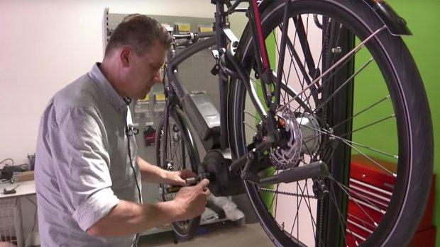 Elektrische fiets opvoeren is fluitje van een cent