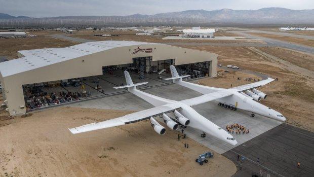 Te koop: grootste vliegtuig ter wereld