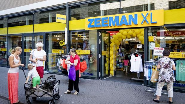 Meer Zeeman-winkels in Zuid-Europa, afname in Nederland