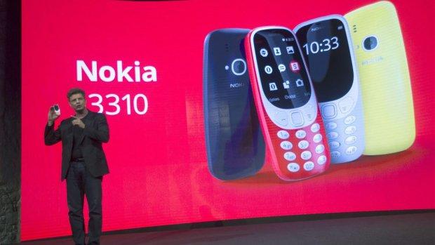 Iconische Nokia 3310 ligt vandaag in de winkel