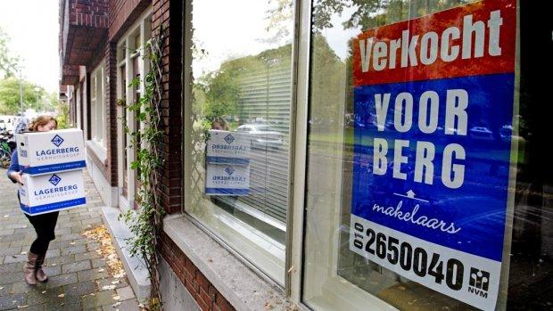 Meer woningen verkocht in augustus, stijging van ruim 4 procent