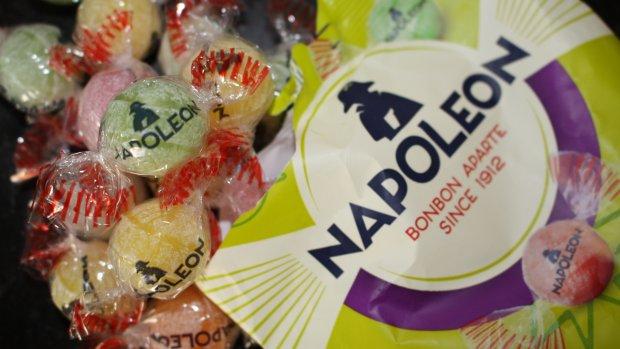 Snoepmaker achter Napoleon in de problemen