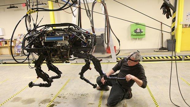 Alphabet verkoopt baanbrekende robotmaker Boston Dynamics