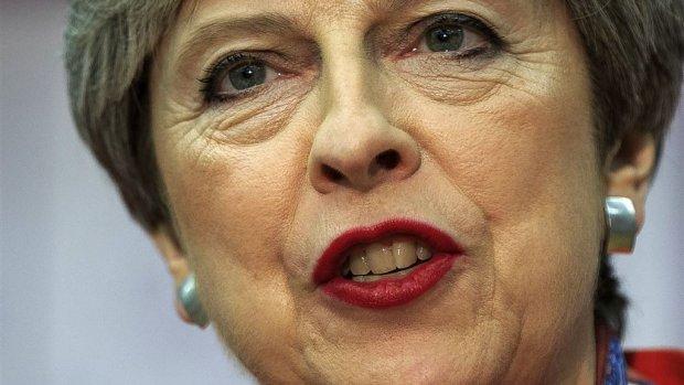Brexit-speech May: 'Overgangsperiode van twee jaar na brexit'