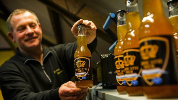 Aantal bierbrouwers ruim verviervoudigd