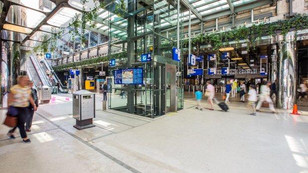 NS volgt mensen op stations met wifi-trackers