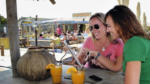 We gebruiken veel vaker roaming op vakantie
