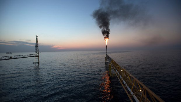 Olieprijs op hoogste stand in ruim tweeëneenhalf  jaar