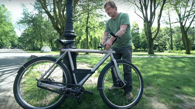 Uitpakparty: nieuwe e-bike VanMoof met turboboost