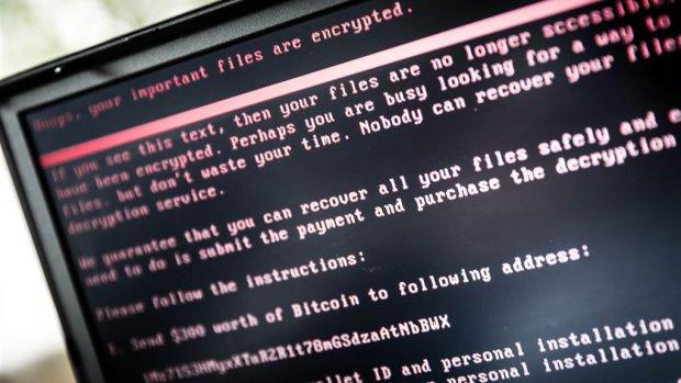 Betalen losgeld ransomware is zinloos, mail daders geblokkeerd