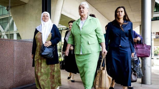 Hof: Nederlandse Staat moet nabestaanden Srebrenica deels compenseren