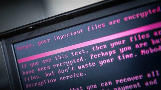 'Petya-ransomware gebruikt om bedrijven te bespioneren'