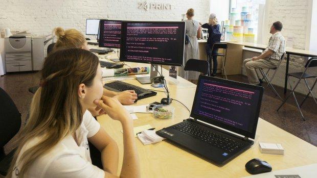 'Petya is geen ransomware, maar cyberaanval op Oekraïne'