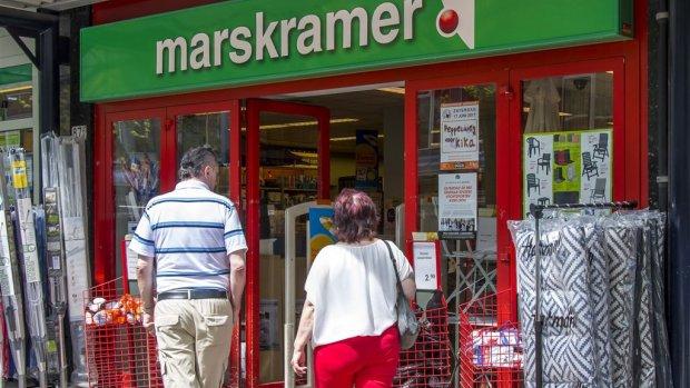 Audax koopt Marskramer-formule van Blokker Holding