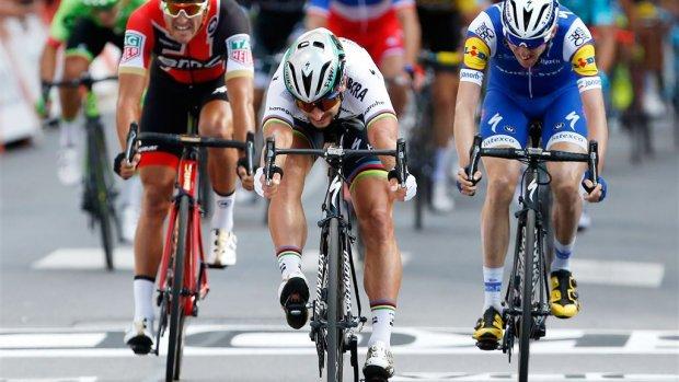 De Tour de France is drie weken afzien en weinig verdienen