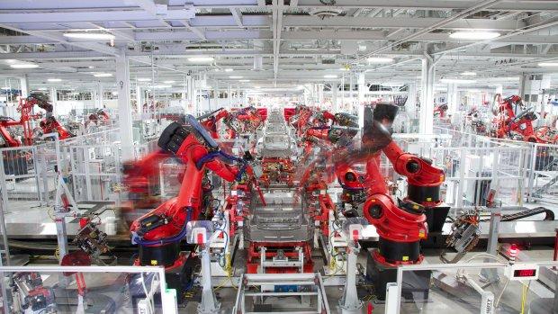 Tesla mist doelstelling: levert slechts 22.000 auto's
