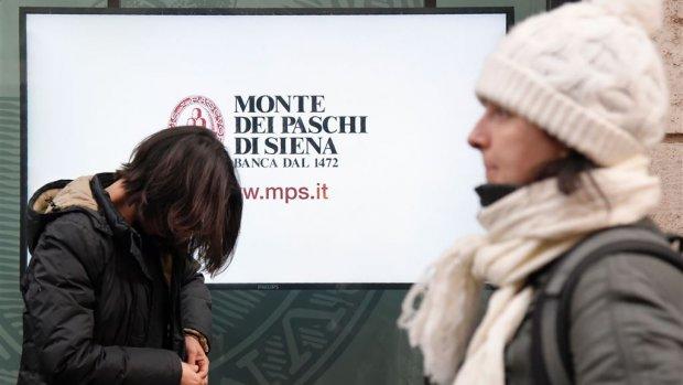 Reddingsplan Monte dei Paschi kost 5,4 miljard euro