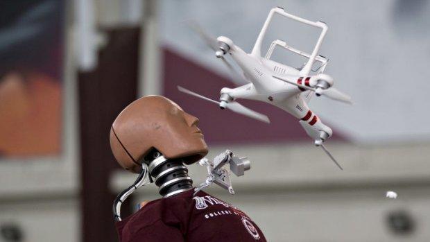 Drone-gigant DJI start een vliegacademie in Enschede