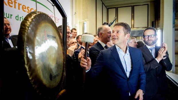 'Franse investeerder PAI doet nieuw bod op bottelaar Refresco'