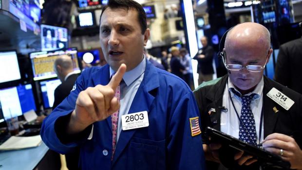 Feest op de beurs: AEX stijgt naar weer een nieuw jaarrecord
