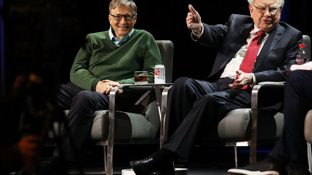 Buffett doneert bijna 3 miljard euro aan goed doel Gates