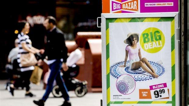 Blokker bouwt winkels om tot Big Bazar, keten die te koop staat