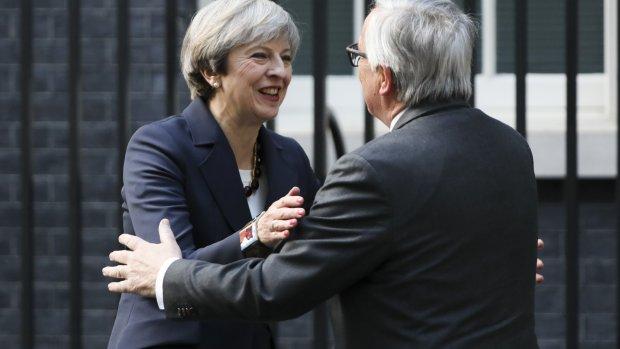 'Britten en EU akkoord over douane-unie'