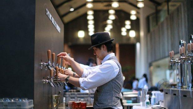 Bieradvies bij het eten populair: 'De keuze gaat nog vaak mis'