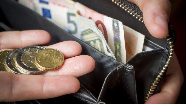 Duurdere euro zorgt voor verlies op de beurs