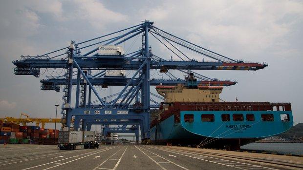 Maersk: onze virussoftware kon niets tegen Petya