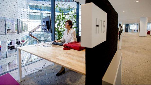 Rotterdams onderzoek: flexibele werkplekken werken niet zomaar