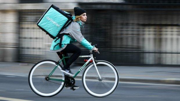 Thuisbezorgd, Deliveroo en Uber Eats blijven nog bezorgen