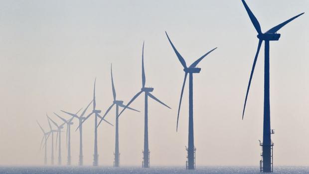 Duitsers gaan windenergie opslaan in steen