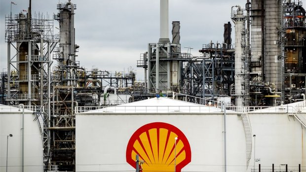 Giftige stof ontsnapt bij Shell Pernis
