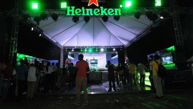 Heineken herstelt van matig eerste kwartaal